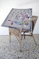 Vittorio D'Augusta – Selvatico TRE – Il buco dentro agli occhi o il punto dietro la testa – Fusignano Museo Civico San Rocco