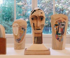 Simone Luschi – Selvatico TRE – Il buco dentro agli occhi o il punto dietro la testa – Fusignano Museo Civico San Rocco