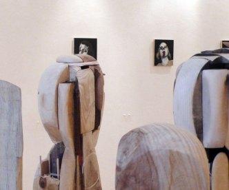 Simone Luschi, Silvia Idili – Selvatico TRE – Il buco dentro agli occhi o il punto dietro la testa – Fusignano Museo Civico San Rocco