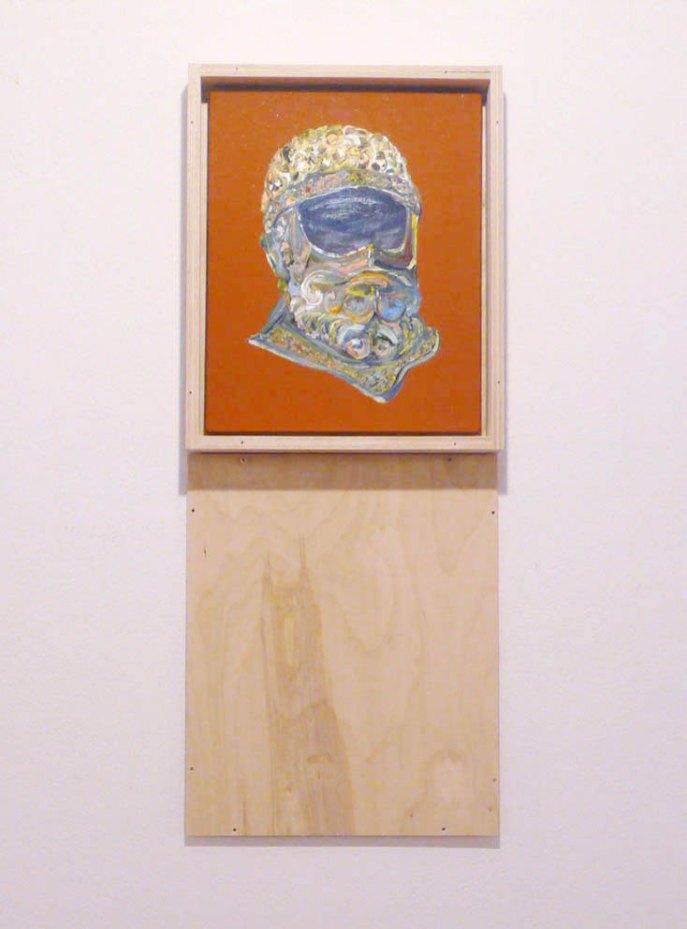 Matteo Fato – Selvatico TRE – Il buco dentro agli occhi o il punto dietro la testa – Bagnacavallo Museo Civico delle Cappuccine
