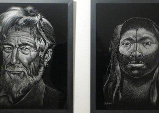 Rocco Lombardi – Selvatico TRE – Il buco dentro agli occhi o il punto dietro la testa – Bagnacavallo Museo Civico delle Cappuccine