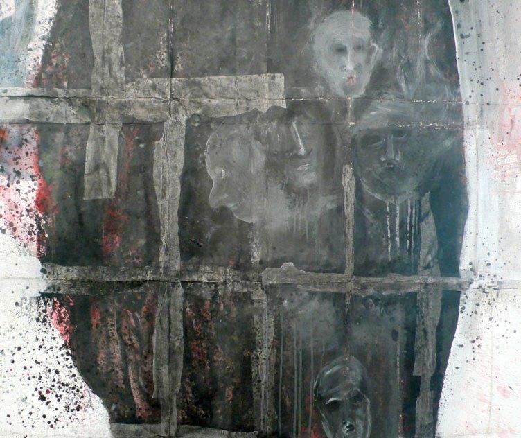 Denis Riva – Selvatico TRE – Il buco dentro agli occhi o il punto dietro la testa – Bagnacavallo Museo Civico delle Cappuccine