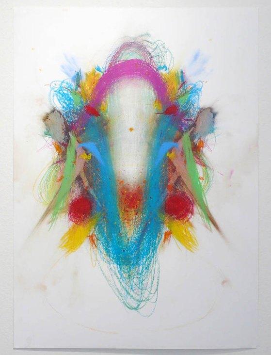 Giuliano Guatta – Selvatico TRE – Il buco dentro agli occhi o il punto dietro la testa – Bagnacavallo Museo Civico delle Cappuccine