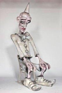 2009 Il clown bianco, La diaspora degli abitanti dell'arti e mestieri