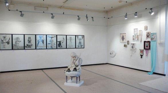 Octavia Monaco Pomelo Fabiana Guerrini e bianca Massa Lombarda, Museo Civico Carlo Venturini e Centro Giovani JYL Regni bambini