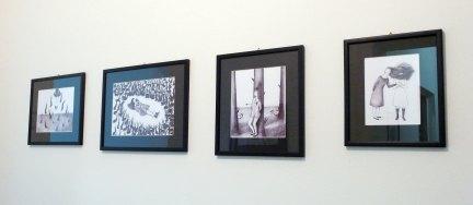 Virginia Mor, e bianca, Massa Lombarda, Museo Civico Carlo Venturini e Centro Giovani JYLRegni bambini