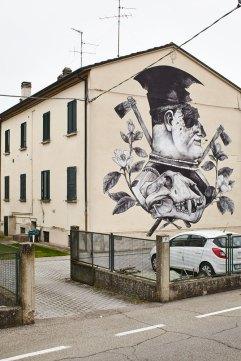 "James Kalinda ""Muzio Attendolo Sforza"", 2016 (ph. Daniele Casadio)"