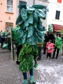 Verde vegetale. La metamorfosi segreta delle maschere di clorofilla