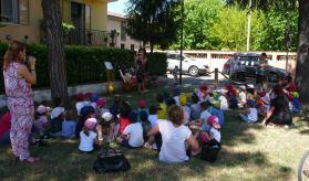 letture: saula cicarilli, giardino torre d'acuto, lunedì 5 giugno