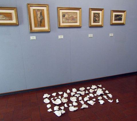 Cotignola, Museo Varoli | Palazzo Sforza, primo piano | MATTEO LUCCA2