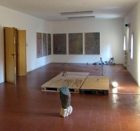 Cotignola, Museo Varoli | Palazzo Sforza, secondo piano | SILVIA VENDRAMEL : GIORGIA SEVERI