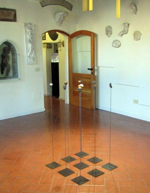 Cotignola, Museo civico Luigi Varoli | Casa - studio Luigi Varoli | ALICE PADOVANI : GIULIA MANFREDI