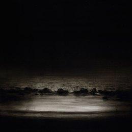 n.147 Ettore Frani Requiem 2017-2018 olio su tavola laccata cm 17,5x17,5