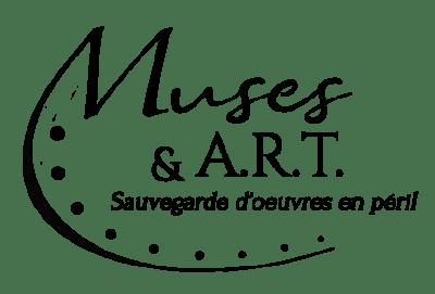 Logo Muses & A.R.T. noir _ Tous droits réservés ©Muses & A.R.T.