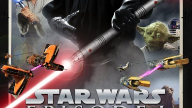 Photo of First Look: Star Wars Episode I: The Phantom Menace 3D