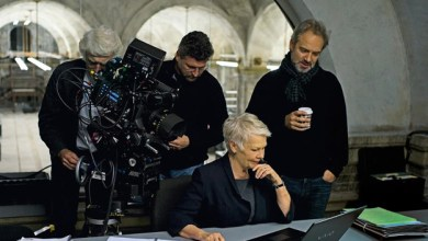 Photo of 007 Skyfall Director Sam Mendes Release On The Set Video Blog