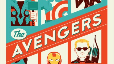 """Photo of Los Angeles Gallery Features Art Inspired By """"Marvel's The Avengers"""""""
