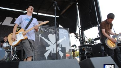 Photo of Interview: Justin Collier of Man Overboard At Vans Warped Tour