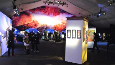 Photo of The Dark Knight Legend Exhibit To Close Friday