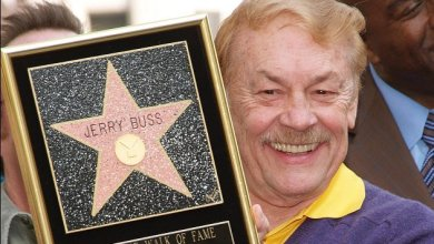Photo of Los Angeles Lakers Owner Dr. Jerry Buss Passes Away At 80