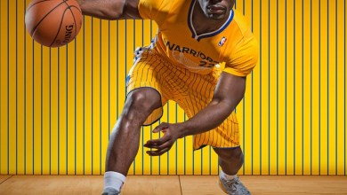 Photo of NBA Golden State Warriors Debut New Addidas Short Sleeve Uniforms
