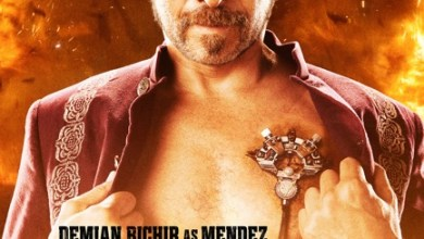 Photo of New Character Poster Mendez in Machete Kills