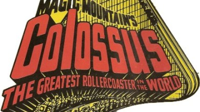 Photo of Six Flags Magic Mountain To Close Colossus In August