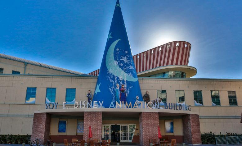 ROY E. DISNEY ANIMATION BUILDING