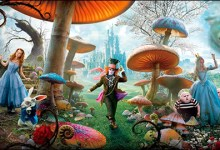 Photo of DISNEY'S ALICE IN WONDERLAND: THROUGH THE LOOKING GLASS KICKS OFF PRODUCTION