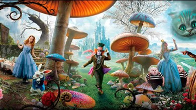 Photo of Disney Releases The First Trailer For 'Alice Through The Looking Glass'