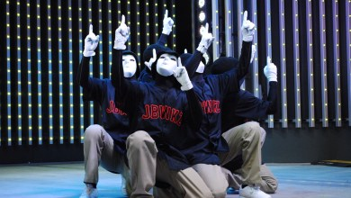Photo of Jabbawockeez Perform for World of Dance at CityWalk