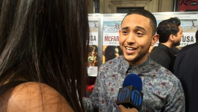 """Photo of Tahj Mowry """"Dancing Alone"""" But Not For Too Long!"""