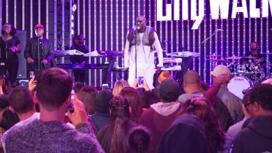 Photo of Tyrese Performs A Special Concert For Fans at CityWalk