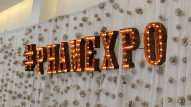 Photo of PHAMExpo's 3rd Annual Hair & Make-up show