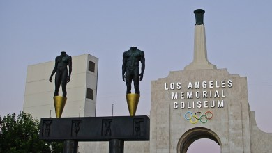 Photo of Los Angeles on the ballot for 2024 Olympics