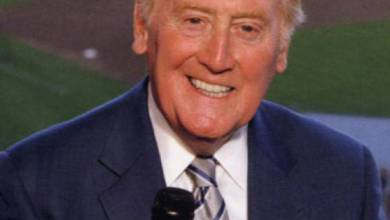 Photo of It's Official! Vin Scully gets his own Ave.