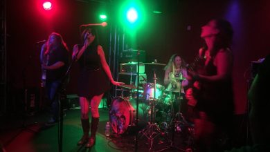 Photo of The Dollyrots and Go Betty Go Take Over Slidebar