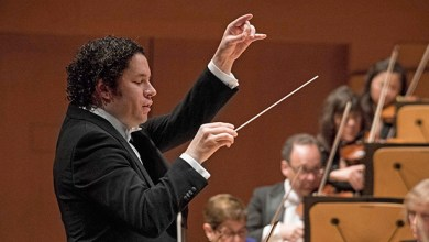 Photo of L.A. Philharmonic Gustavo Dudamel conducts orchestral series for this December!
