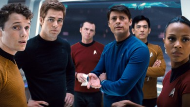 Photo of 'STAR TREK BEYOND' FROM PARAMOUNT PICTURES, SKYDANCE AND BAD ROBOT WILL BE RELEASED IN IMAX® THEATRES GLOBALLY BEGINNING JULY 22, 2016