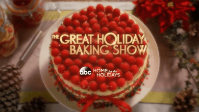 The Great Holiday Baking Show ABC