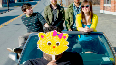 Photo of Lucky Jukebox Brigade Premieres Video for Little Fangs
