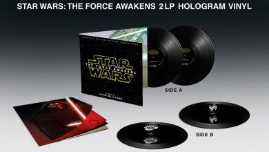 Photo of Star Wars: The Force Awakens Original Motion Picture Soundtrack To Be Released On New Double Gatefold Vinyl