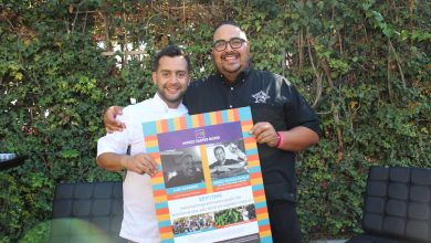 Photo of Chefs Luis Navarro and Diego Isunza Wow Guests at Farm-to-Taste