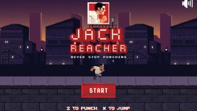 Photo of Paramount Pictures launches all new JACK REACHER: NEVER STOP PUNCHING Digital Game