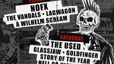 Photo of NOFX, The Used, Pennywise and Bad Religion To Headline 2017 MUSINK