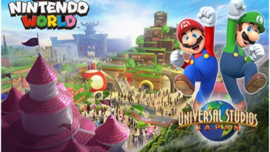 Photo of SUPER NINTENDO WORLD COMING TO UNIVERSAL STUDIOS JAPAN