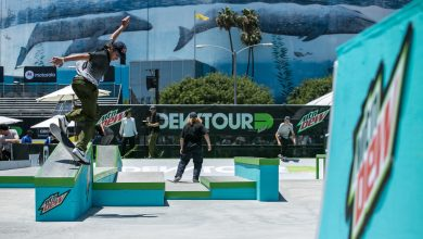 Photo of Dew Tour 2017: Los Angeles' Alex Midler Comes Out on Top