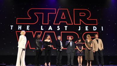 Photo of Star Wars The Last Jedi Cast Talks About Upcoming Film At D23 Expo