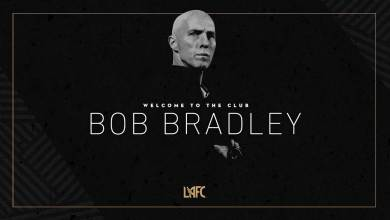 Los Angeles Football Club Bob Bradley