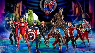Photo of Marvel Universe Live Age of Heroes At Staples Center This Weekend